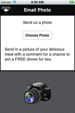 Cappos Casual Dining- screenshot