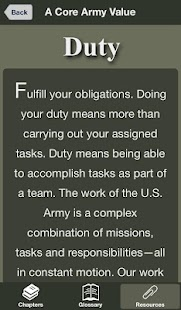 USAREC Family Strong Guide - screenshot thumbnail