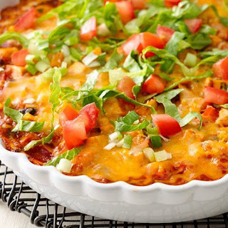 Healthy Mexican Chicken Casserole Recipes.