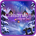 Christmas Snowfall LWP Free icon