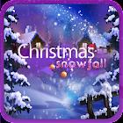 Christmas Snowfall LWP Free icon