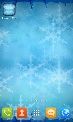 Frozen Live Wallpaper