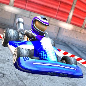 Racing car: Karting game