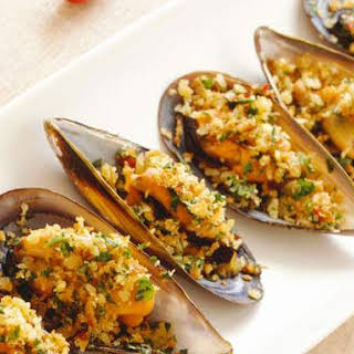 Baked Mussels Recipes.