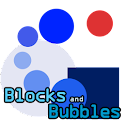 Blocks and Bubbles logo
