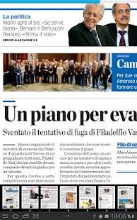 La Provincia di Varese- screenshot thumbnail
