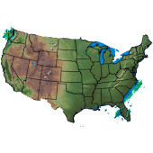National Live Weather Radar