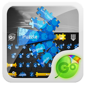 Puzzle GO Keyboard for Android
