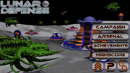 Lunar Tower Defense