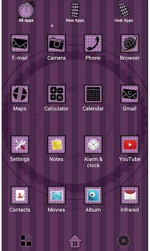 Alice's Nighttime Tea Theme 1.0 Windows u7528 2