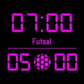 Scoreboard Futsal