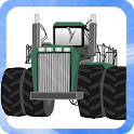3D Farm Tractor Simulator 2014 icon