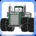 3D Farm Tractor Simulator 2014 icon