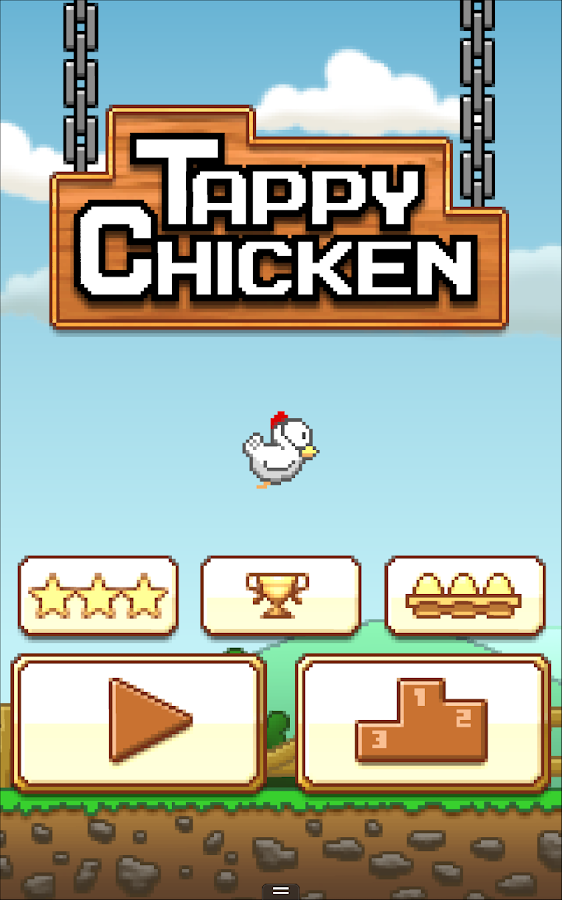 Tappy Chicken - screenshot