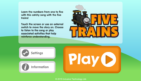 Five Trains- screenshot thumbnail
