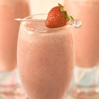 Frozen Fruit Smoothie With Vanilla Ice Cream Recipes.