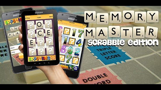 Memory Master Scrabble © - screenshot thumbnail