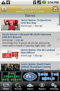 Saints Nation - screenshot thumbnail