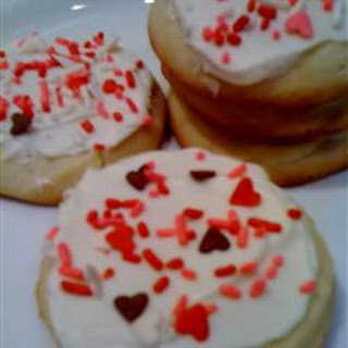 Becky's Sugary Sugar Cookies.