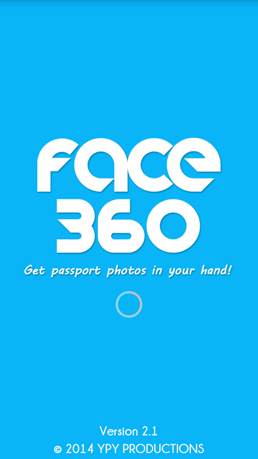 Face 360 - Passport Photo App- screenshot