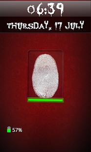 指紋識別鎖屏免費