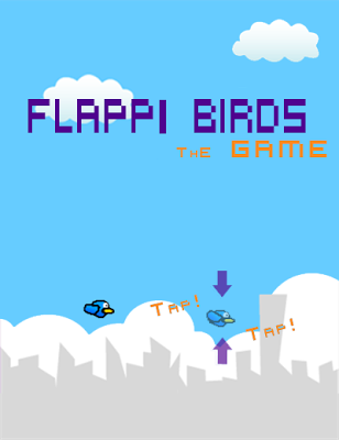 Flappi Birds - screenshot