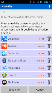 ApkShare - screenshot thumbnail