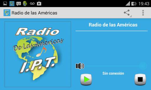 【免費音樂App】Radio de las Americas-APP點子