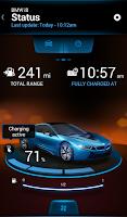 Screenshot of BMW i Remote