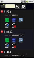 Screenshot of Secret Phone Numbers +
