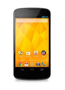 Nexus 4 with Bumper (White, 8GB) - screenshot thumbnail