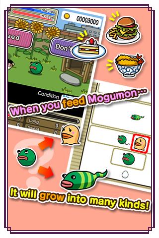Super Gourmet Creature Mogumon 1.3.3 Windows u7528 2