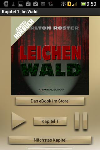 Leichenwald - Krimi Hörbuch