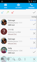 Screenshot of Smart Notify - SMS and calls