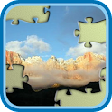 Great Smoky Mountains Jigsaw icon