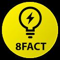 8fact icon