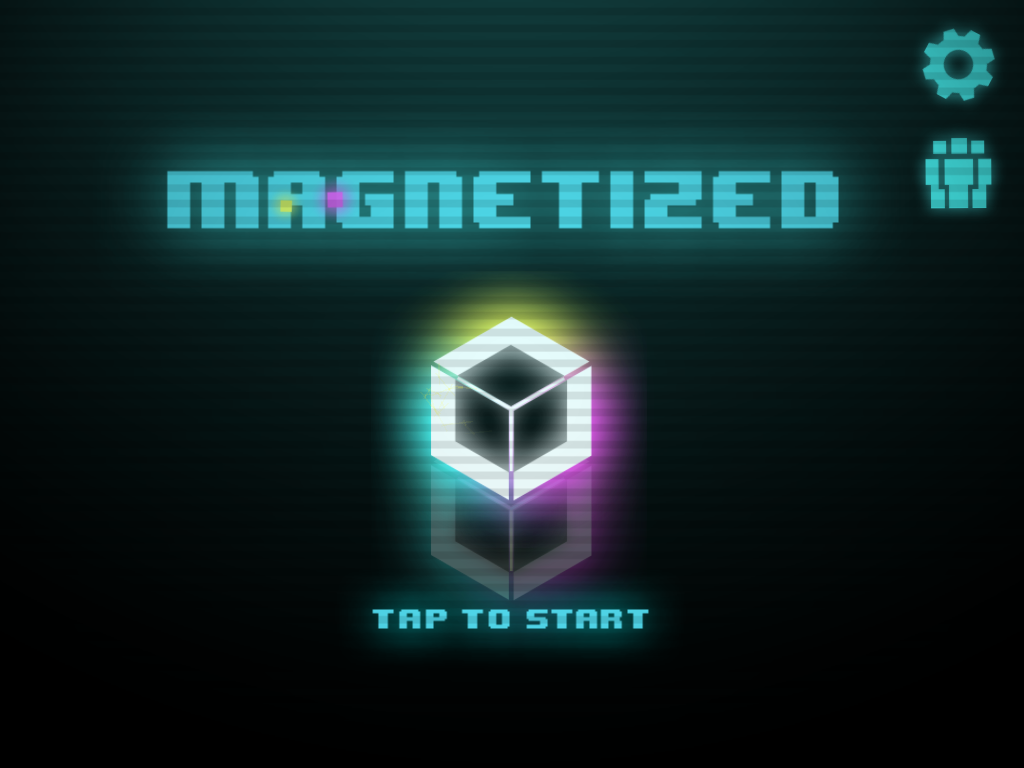 Magnetized- screenshot