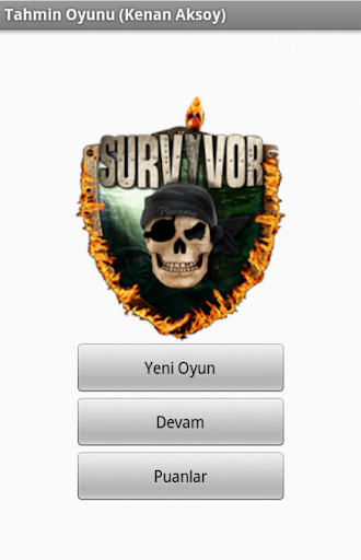 Survivor Tahmin Oyunu