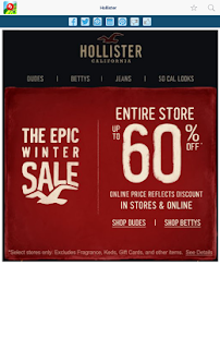 Shopping Coupons, Deals, Sale- screenshot thumbnail