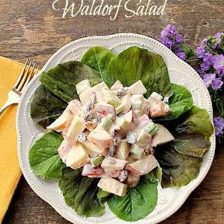 Waldorf Salad With A Twist.