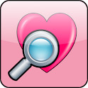Hidden Object Valentine's Day icon