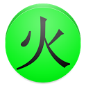 CoBa Chinese characters. lvl-3 icon