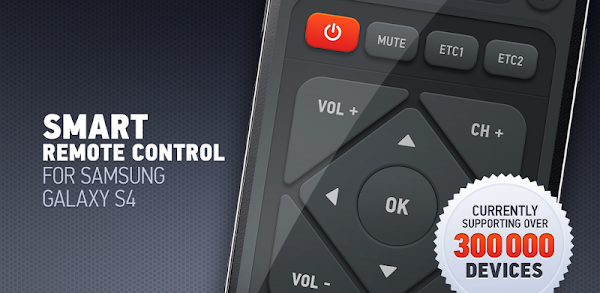 Smart Remote for Galaxy S4 1.1.9 Apk