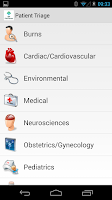 Screenshot of EMS Field Partner