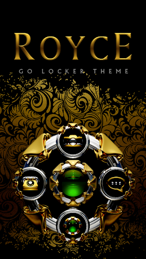 GO Locker Theme ROYCE