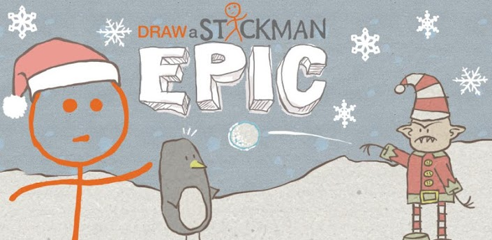 Скачать Draw a Stickman: EPIC для Android