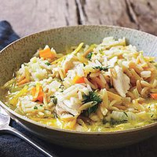 Chicken-and-Rice Stoup.