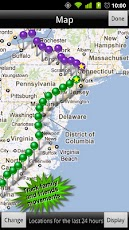 GPS Phone Tracker Lite
