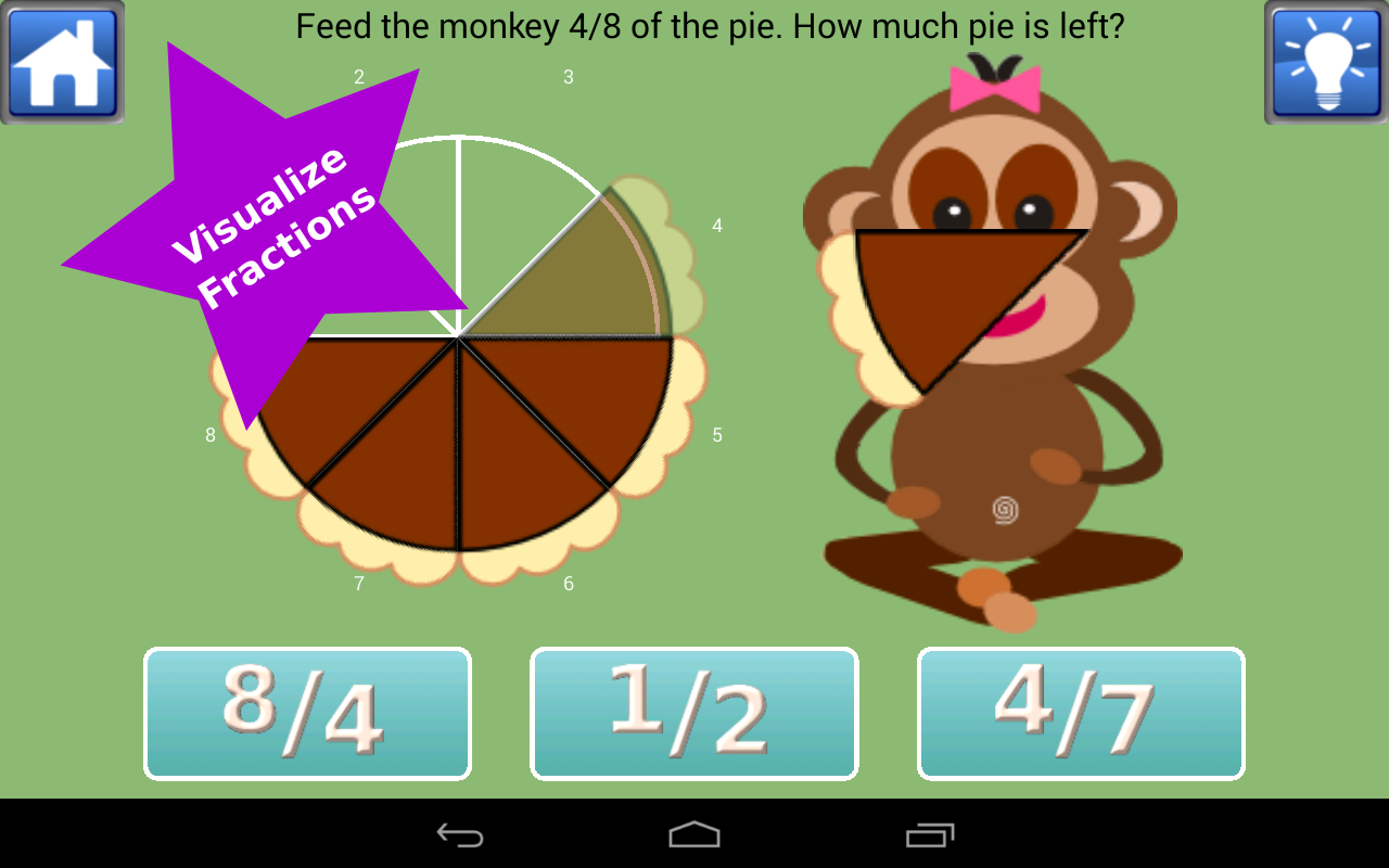 Second Grade Math- screenshot