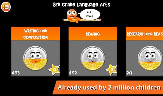 iTooch 3rd Grade Language Arts